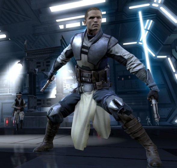 Pic 1 588 by 558 Star Wars The Force Unleashed II (1)