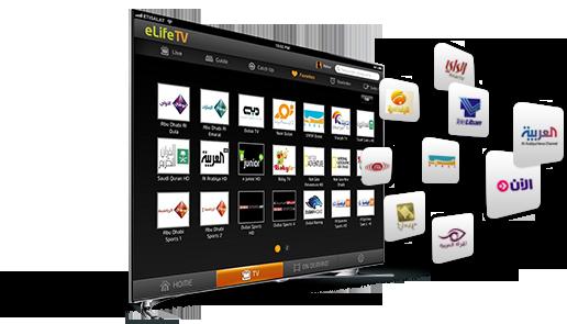 Etisalat UAE | Complete Channel List General